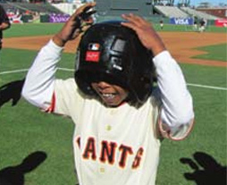 Car donation helped Michael become a SF Giant