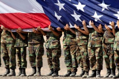 Honor America's Servicepeople On Armed Forces Day