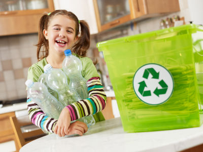 Seven Books That Teach Kids About Going Green And Recycling