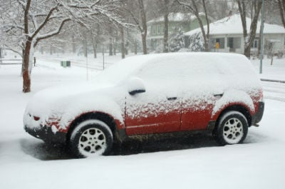 10 Reasons To Donate Car Before Snow Comes