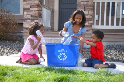 Give Back To Your Community On America Recycles Day