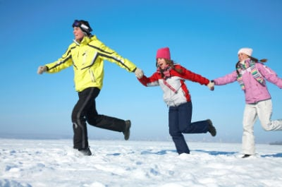 Winter Is Here, Fight That Cabin Fever With These Great Winter Activities For Kids