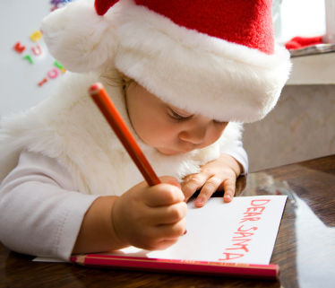 Benefit Make-A-Wish This Christmas Just By Writing A Letter To Santa