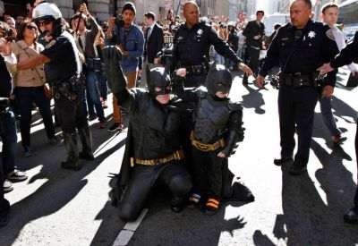 Get Inspired At Batkid Begins, Opening This Weekend