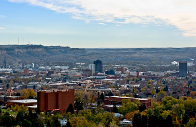 Downtown Billings, Montana