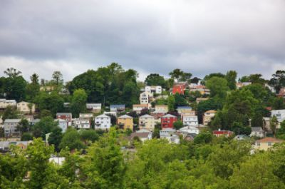 Houses in Yonkers, New York