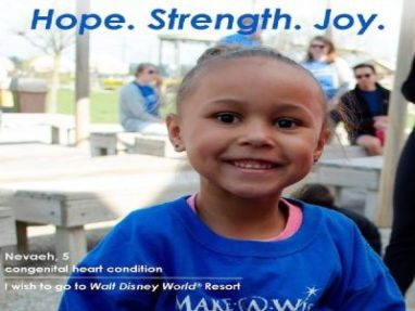 Two Great Ways To Help Make-A-Wish Ohio, Kentucky & Indiana This August