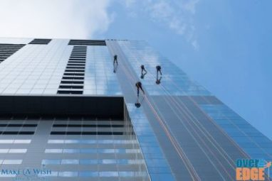 Go Over The Edge To Grant Wishes For Central And South Texas Kids