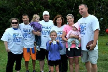 Many Walks For Wishes To Help Make-A-Wish In September